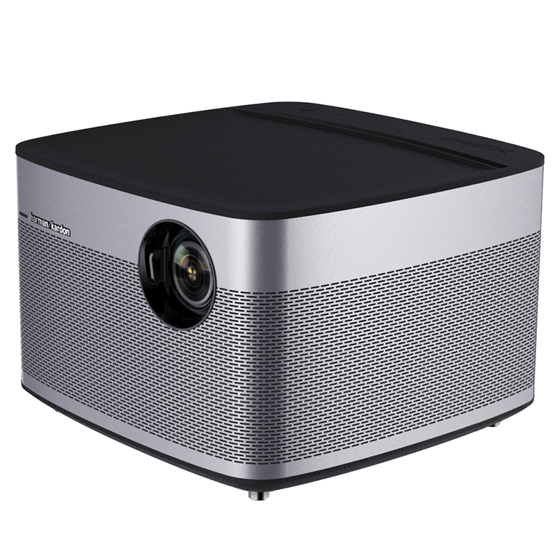 xGimi H1home used projector, screen less TV, support Wifi and 802.11n, 1080P, Entertainment Center of the Future LED