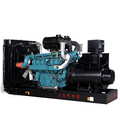375kVA/300kW Doosan diesel engine generator original from Korea with ATS and AMF Moduel