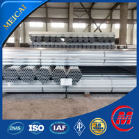 seamless cold drawn astm a106 gr.b galvanized round pipe
