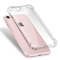 New Arrival Ultra Clear TPU+PC Phone Case For iPhone 7 TPU Case