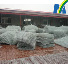 gabion cage for stone wall