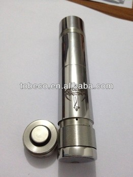 tobeco new generation mechanical mod nemesis mod