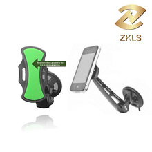Easily Usage Long Neck Mobile Phone GPS Car Holder