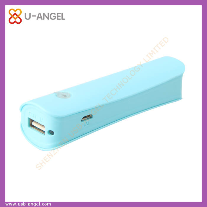 Emergency Universal smart 1500mah power bank for moible phone