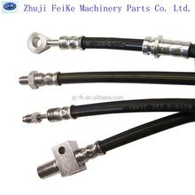 Hydraulic trailer brake line kits and fittings