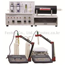 Test On Gas Evolved During Combustion of Electric Cables Tester (IEC 60754-1&2, Halogen, PH & Conductivity Tester)