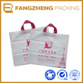 wholesale Accept Custom Order and Customized Sealing/plastic handle bag/wholesale uk handle bags