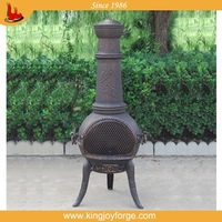 Popular garden chiminea lowes