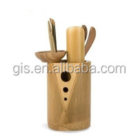 Bamboo Tea Accessories/ matcha tea accessories/Creative bamboo crafts
