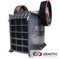 Zenith jaw crusher specifications for quarry project