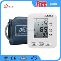 Custom wholesale new products lcd handheld blood pressure monitor