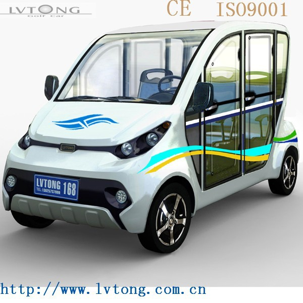 Chinese 4 seaters mini electric cart