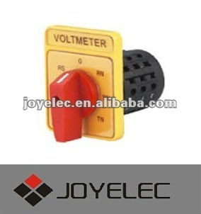 GLG16 AMMETER AND VOLTAGEMETER CHANGEOVER SWITCH 7 POSITION SWITCH
