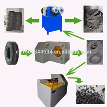 No pollution waste tyre plastic rubber pyrolysis ,waste recycling machine ,continuous waste tyre pyrolysis plant