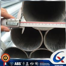 Yuxing brand galvanized steel pipe, hot dip galvanized steel pipe for construction