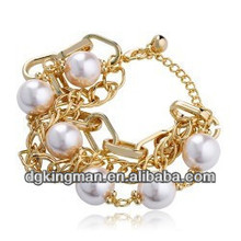 Metal Charms For Paracord Bracelets Pearls Cliped On