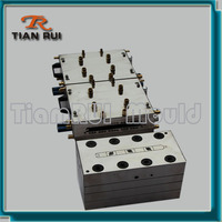 WPC foamed board plastic extrusion die