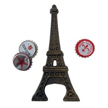 Anti copper eiffel tower bottle openers