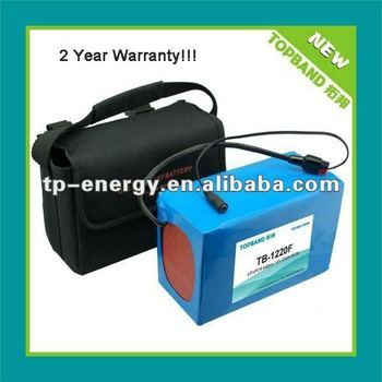 2 Year warranty!!! lithium ion battery 12V 20Ah for golf cart