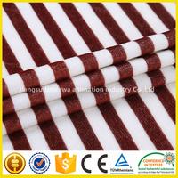 Factory Supplier japan swallow gird velboa fabric manufacturer