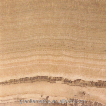 Wood grain yellow marble tile for marble floor and skirting with low price