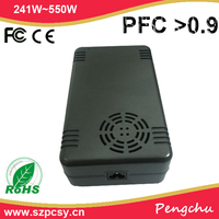 electric bike battery dc 12v power adapter 360W made in China