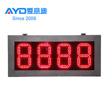 Big Sale Digital LED Price Sign for Gas Station Double Sided Outdoor LED Open Sign