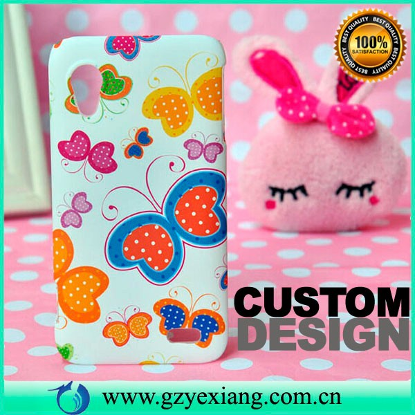 Personalized design phone case for lenovo s720 back cover
