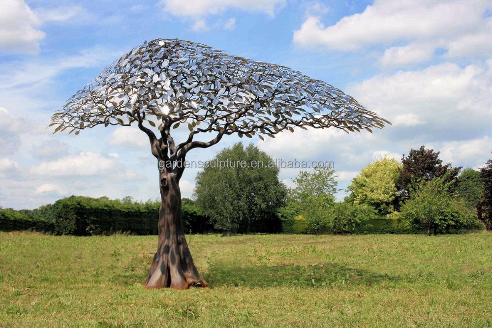 List manufacturers of outdoor metal tree sculpture buy