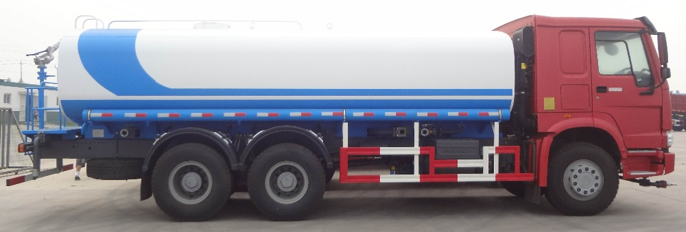 336hp Water Storage Tanks Truck in new price