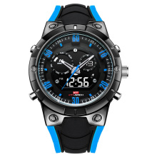 sport watch digital men wrist custom logo Fashionable sports electronic men's watch multi-function luxury watches