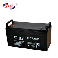 China battery manufacturer 12V 120Ah rechargeable battery sunrise battery