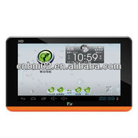 Cheap 7 inch android tablet with sensitive gps antenna, avin, dvr