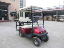 High quality New mini electric glf cart with AGM battery