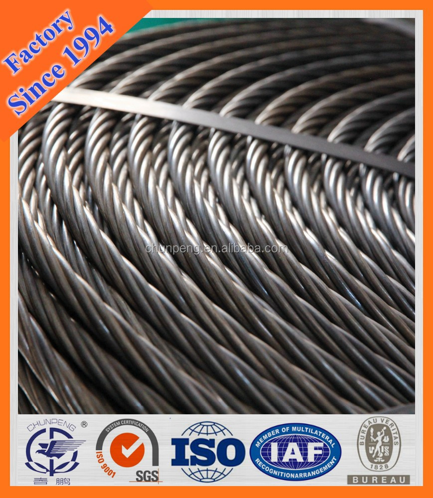 Building material PC steel strand for bridge