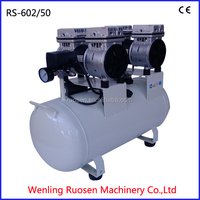 1.2 kw silent oil free air compressor portable