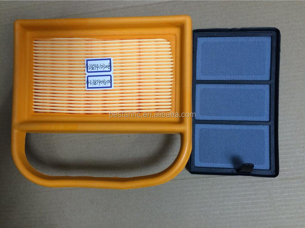 High performance air filter 42381410300B for STIHL machine