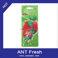 New Product manufactory supplier Cotton Paper Air Freshener