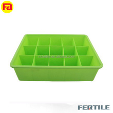 ZYP285831 colorful high quality product plastic storage box/divider factory price