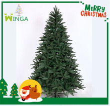 Plastic artificial christmas tree sale