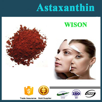 Favorable price best quality Astaxanthin 1%-5% CAS No.:472-61-7 ,in bulk supply,welcome inquiries