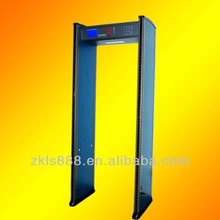 ZK803 (6 Zones ) Walkthrough metal detector door