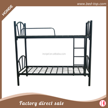 Detachable Strong Steel Single Bunk Bed Frame