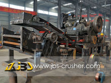 Primary Crushing Equipment for Building Rock Waste Crushing Machine