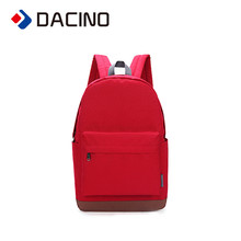 Canvas Casual Daypack Backpack Computer 14 15 inch Waterproof Laptop backpacks for teenage girls
