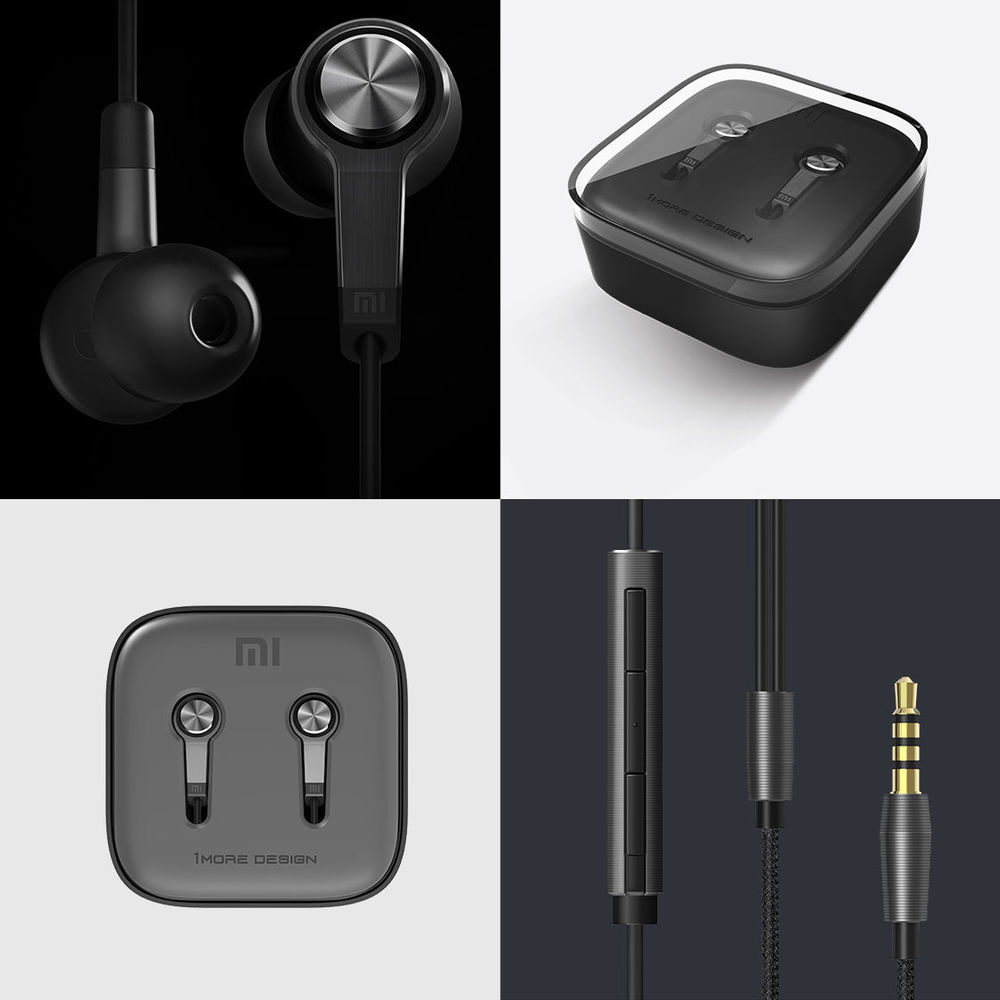 New Xiaomi Piston III Headphone Xiaomi Headset earphones With Remote & Mic Original