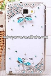 For Samsung Galaxy Note 2 N7100 crystal case