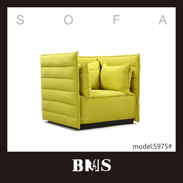 Colorful Japan single sofa kayu