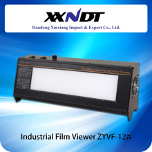 High quality ZYVF-12A Portable Industrial LED Film Viewer for NDT x ray and gamma ray flaw detector