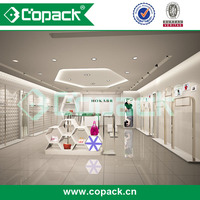 retail store interior and exterior design